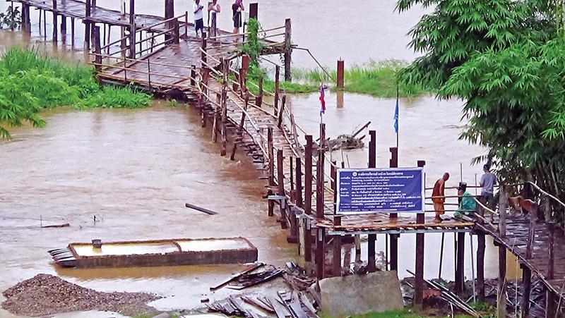 ผวาซ้ำน้ำป่าซัด น้ำท่วมซูตองเป้ คำชะโนด ก็ท่วม เผยฝนยังถล่มต่อเนื่อง เหนือ-อีสานอ่วมหนัก