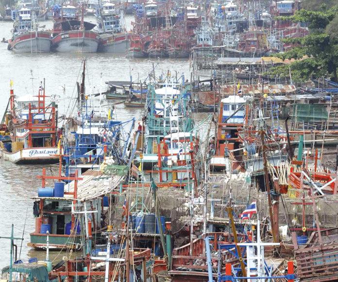 อุตฯประมงไทยยังป่วนหนัก สั่งเรือ1.2หมื่นลำวัดขนาดใหม่-สหรัฐฯจ่อแบน12รายการ
