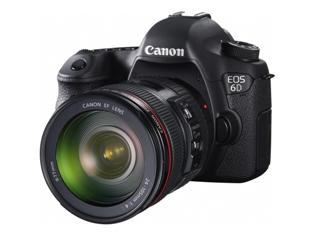 Canon 6D กล้องถ่ายรูป ดีที่สุดในโลก
