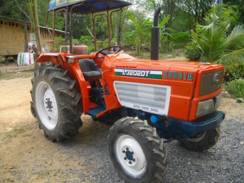 ���ö䶤�⺵�� KUBOTA L3202 DT (4WD) ������ҹ 6*22 ��� �õ���� 1.6 �.ö���� �.�������