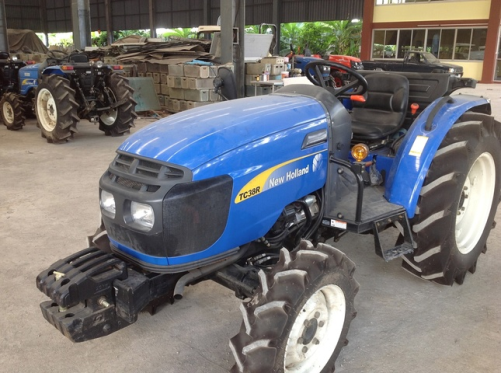 ��� ö� New Holland TC 38R ��Ҿ���ҡ