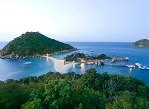 เกาะนางยวนความงามอันมหัศจรรย์สวรรค์แห่งการพักผ่อน